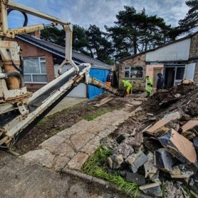 Concrete Pumping in Poole