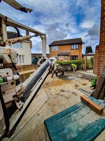Supplying Concrete