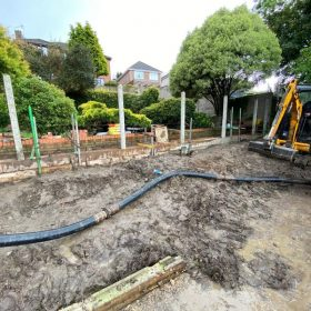 Pumping concrete Bournemouth